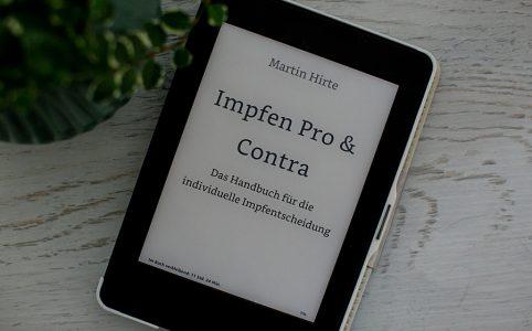 """Impfen Pro & Contra: Das Handbuch für die individuelle Impfentscheidung""""."""